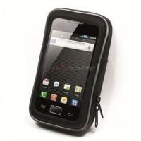 """Etui / Futerał / Torba na GPS smartfon wraz z uchwytem 113x60x20 mm 3-4"""" Hit !!!"""