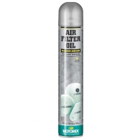 Spray do filtrów powietrza MOTOREX SPRAY AIR FILTER OIL 655 750ML