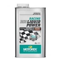 Olej do filtrów powietrza MOTOREX RACING BIO LIQUID POWER 1L