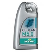 MOTOREX PŁYN DO CHŁODNIC COOLANT M 5.0 (GOTOWY DO UŻYCIA) 1L