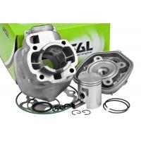 Cylinder żeliwny AIRSAL 70ccm AM6 Peugeot XP/XR Yamaha DT Beta RR 50