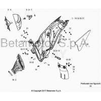 Air filter Box Beta RR OEM 026.38.012.80.59