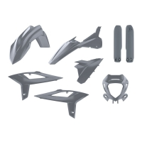 Polisport komplet plastików OEM Beta RR 250 / 300 2T 2020-2021 RR 4T kolor szary Nardo Grey