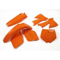 Komplet plastików UFO KTM SX SXF 01-02 EXC 03