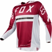 BLUZA FOX FLEXAIR PREEST DARK RED 2018
