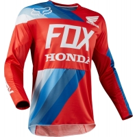 BLUZA FOX 360 HONDA RED XL (2018)