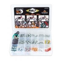 BOLT USA zestaw śrub Pro Pack KTM 2T 200cc / 250cc / 300cc