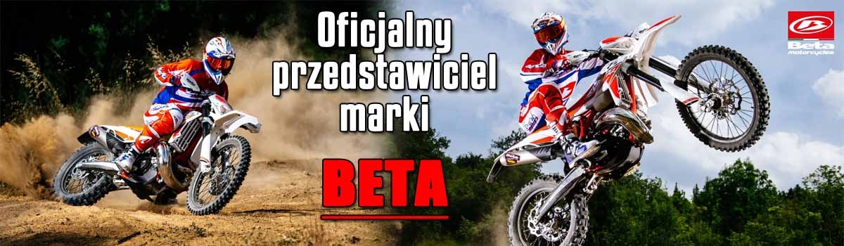 Sprzedaż motocykli Beta